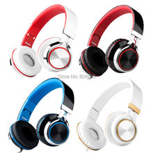kanen ip2050 CD Pattern Stereo Adjustable Foldable Headphones with Mic for iPhone iPod Mp3 Xiaomi IOS Android Windows Phones