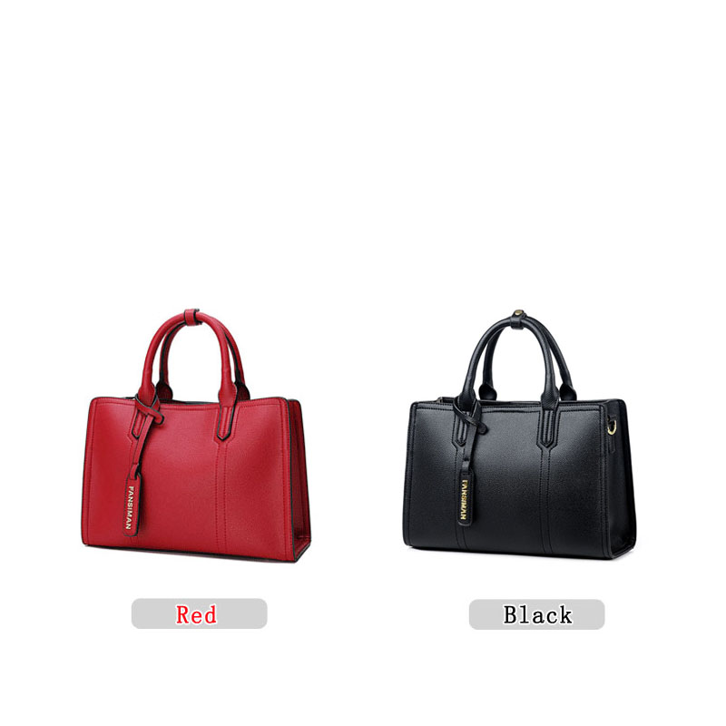 Fansiman Famous Brand 2018 New Women Bags Big Luxury Dress Bag Female Shoulder Bags Pu Leather Handbags Ladies Tote Hand Bag