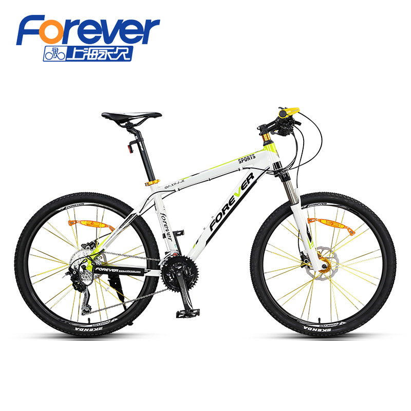 26 inch oil damping fork mountain bike 30 font b speed b font cycling male and