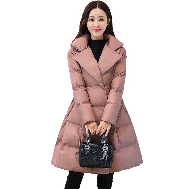 2018 New Winter Jacket Women Parka Coat Female Casual Plue Size Winter Coat Clothing Outwear Warm