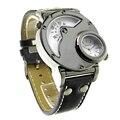 Top Luxury Brand OULM 9591 Gran Dial de Tiempo Del Ejército Militar Hombres de Los Relojes del movimiento de Japón de la venta Caliente Hombre Reloj relogio masculino