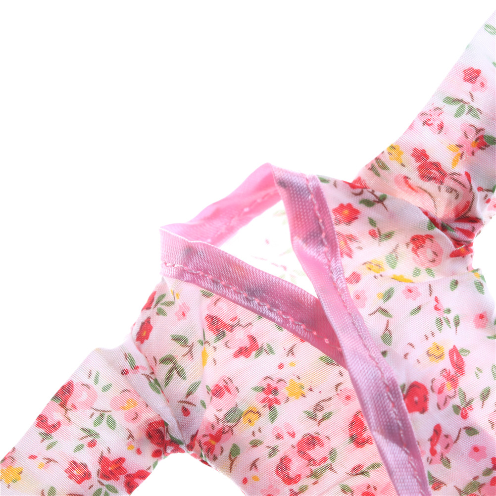 f1b8ae8b57 doll Bedroom Pajamas Robe Nighty Bathrobe Clothes For doll Dolls Robe Shorts  For Ken Doll Accessories Kids Best Toys Gift-in Dolls Accessories from Toys  ...