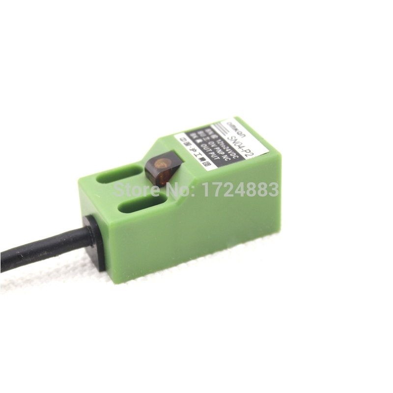 Inductive Proximity Sensor Switch SN04-N1/N2/P1/P2 3-wire PNP/NPN NO NC DC6~36V 4mm detection distance 3wire diameter 6mm detection distance 2mm inductive proximity sensor pnp no dc6 36v proximity switch sensor switch lj6a3 2 z by