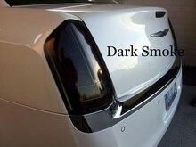 1 Roll/Lot smok Scuro tinta Del Faro della pellicola Del Vinile auto luci posteriori luci di colorazione Della Coda formato LAMINA tinta 0.3×10 m/Roll PROTWRAPS