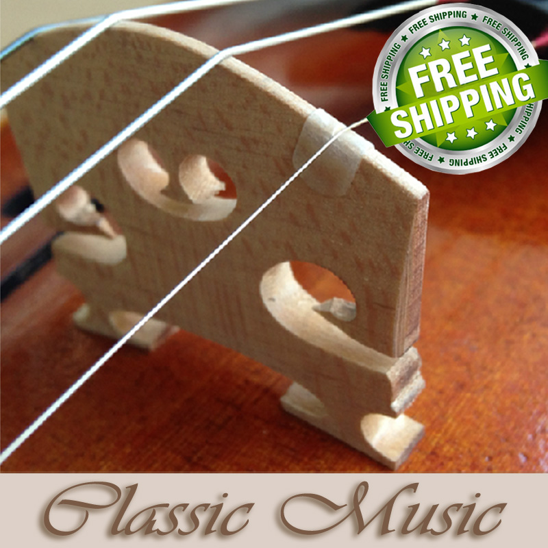 Free Shipping !Top Quality Bridge Parchments For Violin-Viola ,Bridge Cap / Protector