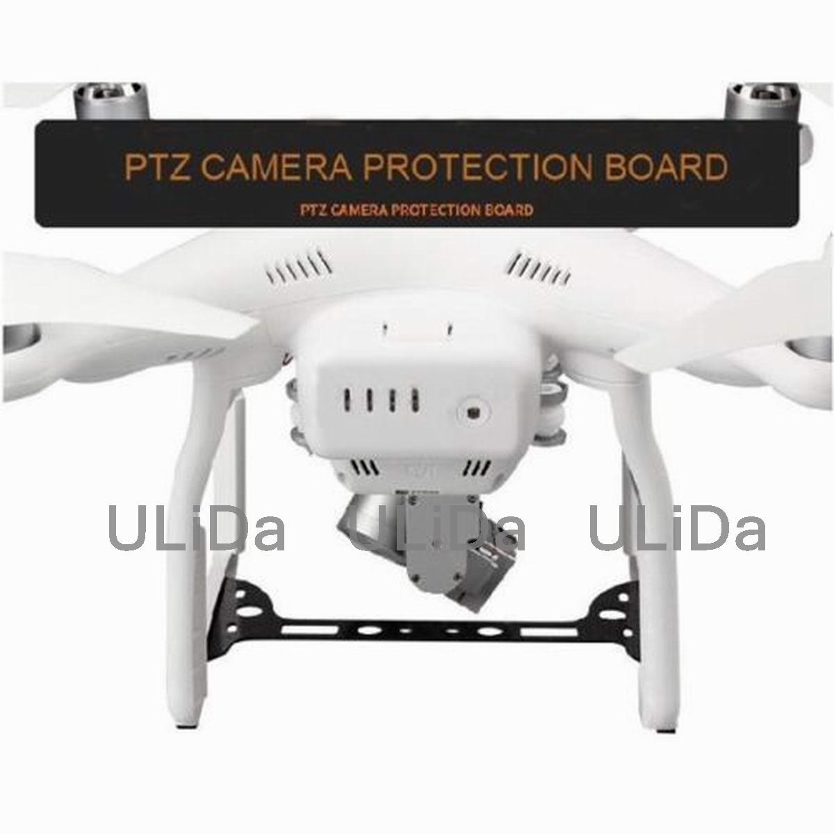 Light Carbon Fiber Camera Gimbal Guard Fr DJI Phantom 3 2 Gimbal Protector Plate