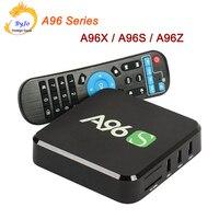 Serie A96 Android TV Box A96X A96S A96Z Amlogic S905X Quad Core Android Marshmallow HDMI 2.0 2.4G 5G WIFI 2 K 4 K BOX HD BOX