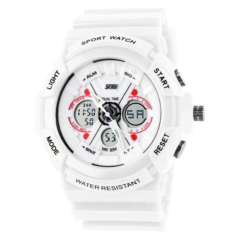 Fashion Sport Electronic Quartz Wristwatch Digital Alarm Watches Men S Shock Resistant Sports Watch Women 30m Waterproof