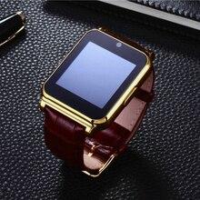 W90 Smart Uhr Mit Sim Einbauschlitz Push-nachricht Bluetooth-konnektivität Android Telefon Besser Als DZ09 Smartwatch