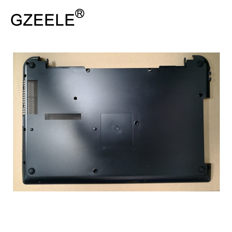 GZEELE New Laptop Bottom Base Case Cover For Toshiba C50-B C55-B Base Chassis D Cover Case shell lower cover black new laptop base bottom case d cover for toshiba p850 p855 series part number shell ap0ot000210