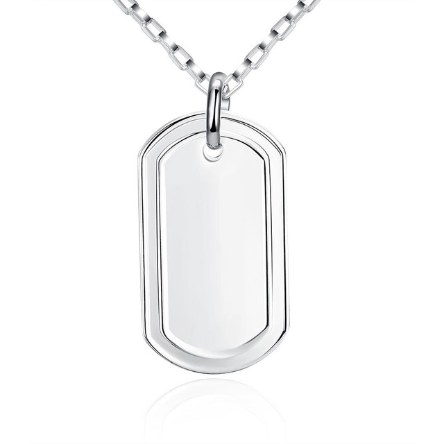N273 wholesale silver fashion jewelry necklace pendants chains n273 wholesale silver fashion jewelry necklace pendants chains silver necklace dog tag pendant keychain piercing mozeypictures Choice Image