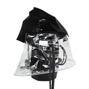 Image 4 - 4pcs Stage Light Protect Rain Cover Waterproof Raincoat Snow Coat Outdoor Show For 5R 7R  Beam LED Moving Head Light