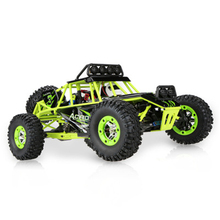 Original Wltoys 12428 RC Climbing Car Toys 1/12 Scale 2.4G 4WD Remote Control Car 50KM/H High speed RC Car Off-road vehicle Gift high speed rc racing car k929 1 18 scale 50km h remote control car toys 4ch 2 4ghz rc off road vehicle car remote control toys
