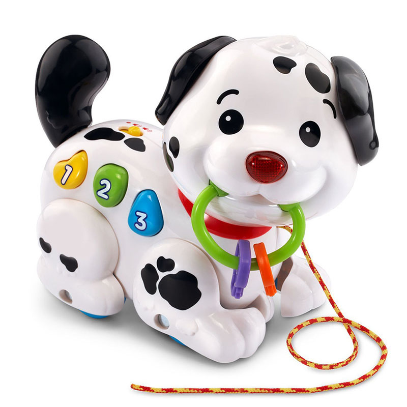 2019 New Electronic Toys Walking Pull Sing Puppy Dog Pets For Kids Child Baby Gift