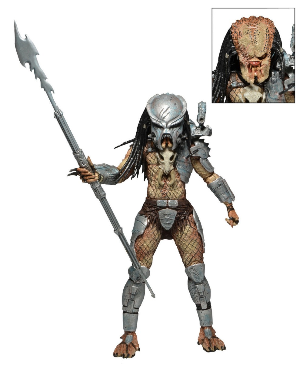 NECA Movie Predator VS Alien Wetenschap Monster Zeldzame Ahab Predator Predator Speelgoed Action figure Model-in Actie- & Speelgoedfiguren van Speelgoed & Hobbies op  Groep 3