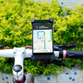 Универсальный 360 Вращающийся Велосипед Телефон Владельца Руль Клип Стенд Кронштейн Для Смарт-Мобильный Телефон Велосипед Держатель Телефона