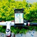 Soporte para Teléfono Universal 360 Rotating bici de La Bicicleta Del Manillar Clip Soporte Soporte de Montaje Para Bicicleta Soporte para Teléfono Celular Móvil Elegante
