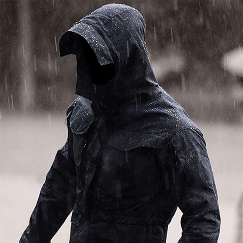 M65 Army Clothes Tactical Windbreaker Men Winter Autumn Jacket Waterproof Wearproof, Windproof, Hiking Jackets military tactical jacket for men army fans m65 windbreaker jacket 101st airborne division winter jacket black od