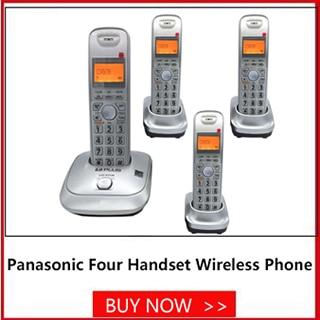 Telefone sem fio digital com sistema de