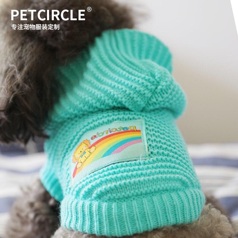 Pettcircle Одежда для питомцев, собак и кошек, зимний теплый свитер для чихуахуа, щенок йоркширского терьера, толстовка с капюшоном, спортивный с капюшоном, куртка, пальто|cat clothes|cat dog clothescat winter clothes | АлиЭкспресс