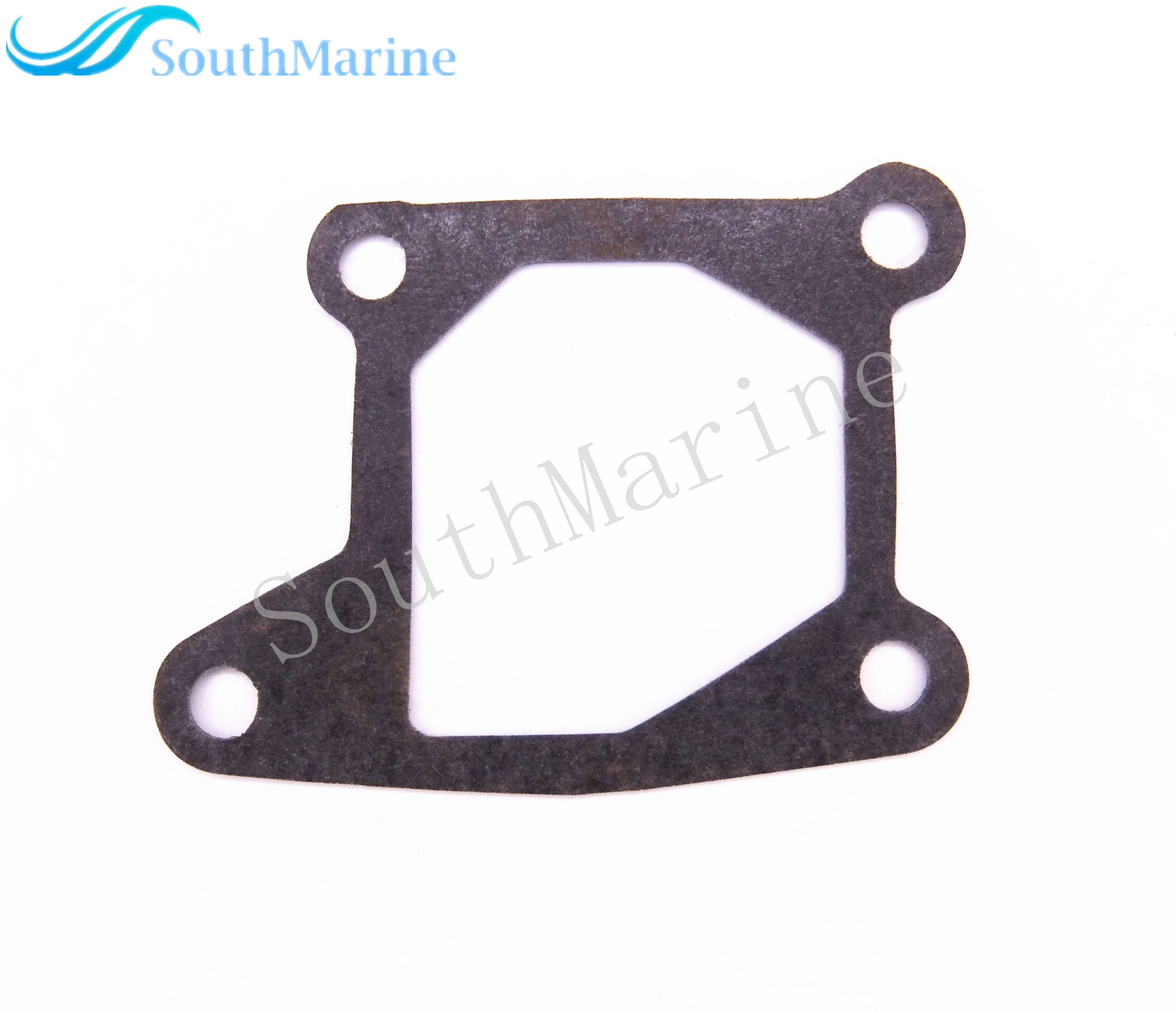 Boat Motor 3B2-02312-0 3B202-3120M Exhaust Pipe Gasket for Tohatsu Nissan 2-Stroke 6HP 8HP 9.8HP Outboard Engine