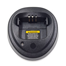 Tylko podstawka ładująca dla Motorola Radio EP450 CP140 CP150 CP180 CP200 CP040 CP200D GP3688 GP3188 Walkie Talkie PR400