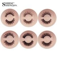 100 box/lot DHL free mink eyelashes natrual mink false eye lashes luxurious 3d false eyelashes hand make 3d fake lashes cils