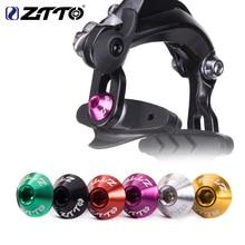 ZTTO Road Bike C Brake Caliper Bolts Ultra Light AL 7075 Bicycle Caliper Brake Screw Kit For Parts ULTEGRA 105 DA Bike Parts стоимость