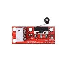 5 ADET Ile Mekanik Endstop Tekerlek Kablo Limit Anahtarları Reprap Rampaları Için 1.4 3D Yazıcı Parçaları Ile Bağımsız Ambalaj