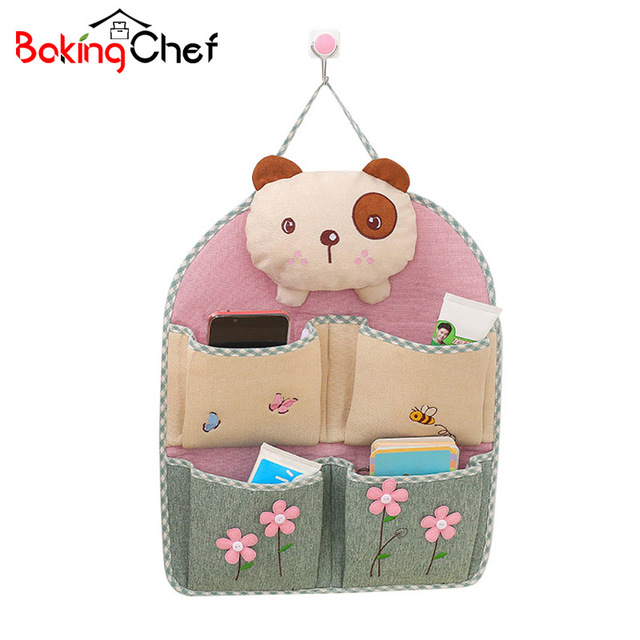 BAKINGCHEF Household Hanging Organizers Bedroom Kitchen Home Office - hanging office organization