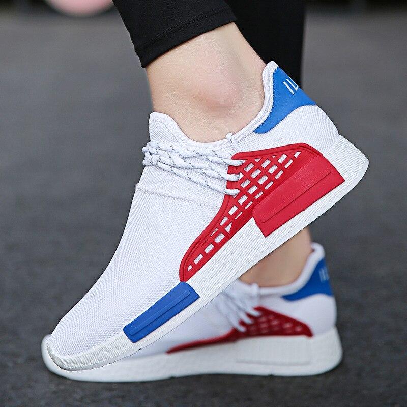 sneakers men 2018 fashion Men shoes breathable casual sports shoesins tide Vulcanized shoes men summer flat sneakers