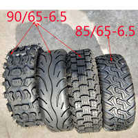 free shipping 11 inch Pneumatic Tire for Electric Scooter Dualt Ultra FOR DIY Cross-country TIRE 90/65-6.5 TUBELESS TIRE