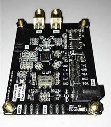 ADF5355 PLL 54 M-13,6G макетная плата PLL низкий Фазовый шум дифференциальный Гун кварцевый генератор