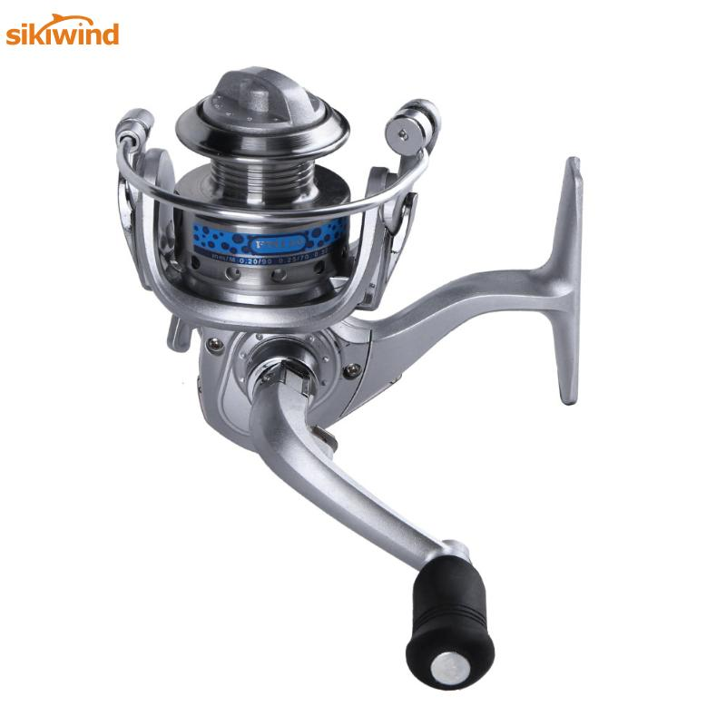10BB Metal Spool Spinning Fishing Reels Mini Portable Saltwater Boat Rock Fishing Reel Wheel Sea Rock Fishing Acccessories Tools