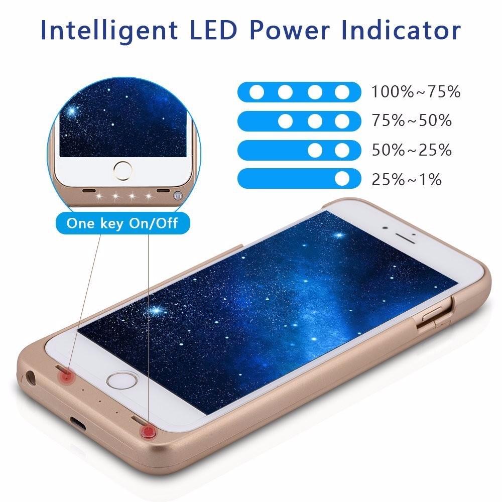 6555f509a2a 4000 mah portátil power bank caso carregador de bateria externa para ...