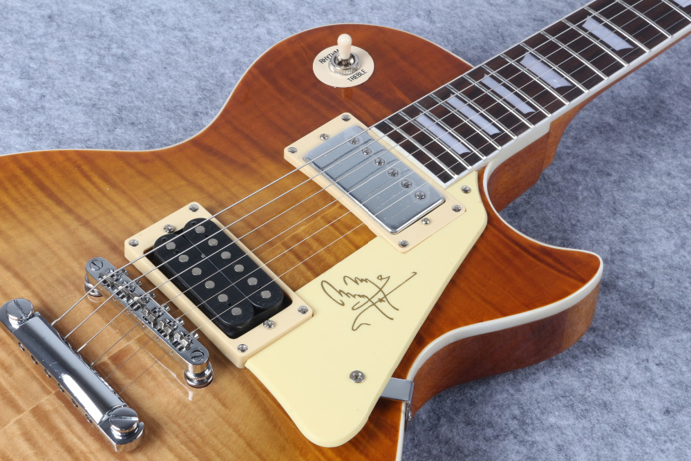 Jimmy Page Standard LP guitar Flamed Maple Free shipping free shipping 10 tnt4882 aq page 9 page 6