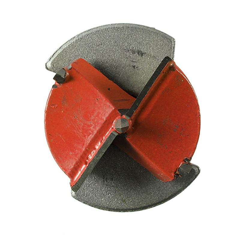 1PC Dřevoobráběcí jádrová vrtací korunka 35 mm Cementovaná - Vrták - Fotografie 5