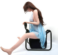 TOUGHAGE sex chair + inflatable sofa pillow uae sex toys for couples zero gravity love sex chair adult furnitures
