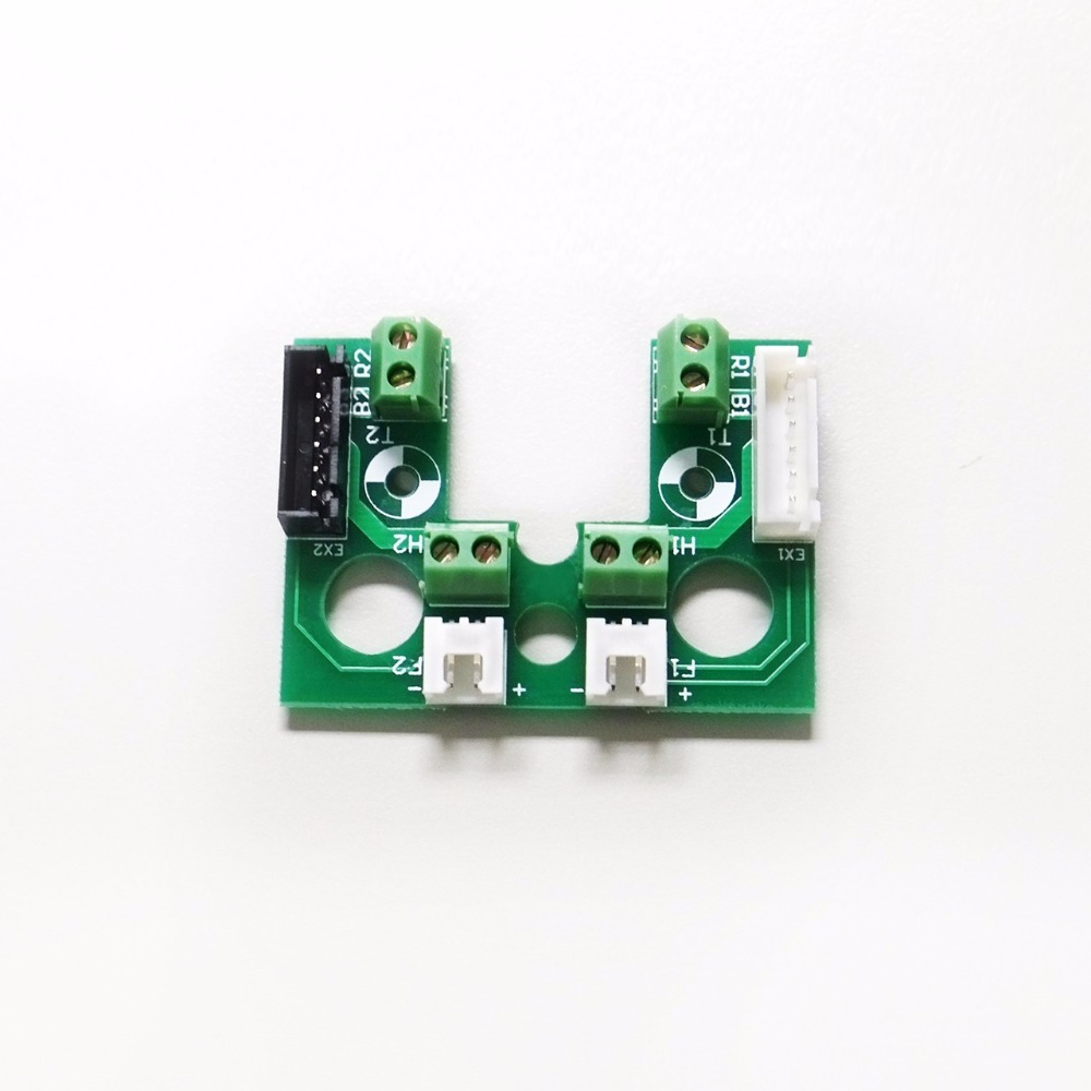 3D printer Parts 2 pcs*FLASHFORGE 3D printer Extruder Circuit Board for DIY 3D printer