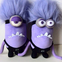 Kawaii Despicable Me Plush Doll 30cm Mini Minions Plush Toys 100 PP Cotton New Year Presents