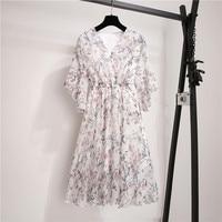 Шифоновое платье  Цена: 828 руб. (12.73$) | 100 заказа(ов)  Купить:     ???? Платье представлено у продавца в 3 расцветках. Все они нежные и неброские. Цвет этого платья белый. Платье очень милое. Его можно носить как на отдыхе с эспадрильями и соломенной