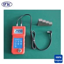 Buy UM6800 Portable Ultrasonic Thickness Gauge Metal Thickness Meter Digital Thickness Gages 1-280mm 0.01mm
