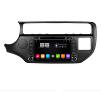 OTOJETA autoradio 2GB ram+32GB rom Android 6.0.1 car dvd player fit for kia rio 2015 2016 K3 multimedia radio gps tape recorder