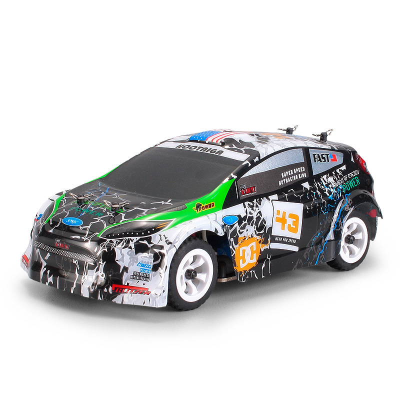 RC Racing Car 4WD 2.4GHz Electronic Off-road Drift car toy K989 High Speed remote control car toy model rc toy best gift for kid