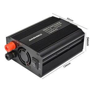 Image 3 - Aoshike Dual USB 4.2A INVERTER 12V 220V 300W 500W EU Xe Điện Inverter 12V 220V Tự Động Biến Đổi Điện Áp Xe Adapter