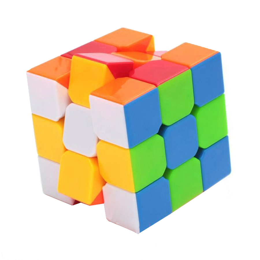 Intelligence Games 3x3x3 Puzzle Magic Cube Toy Hand Spiner Brinquedos Menino Speed Square Cubos Magicos Toys For Children 50D633