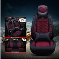Good quality! Full set car seat covers for Infiniti Q70 2016-2013 comfortable breathable seat cover for Q70 2014,Free shipping