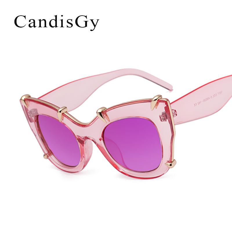 Women Sunglasses 2017 Unique New Fashion Brand Designer ...