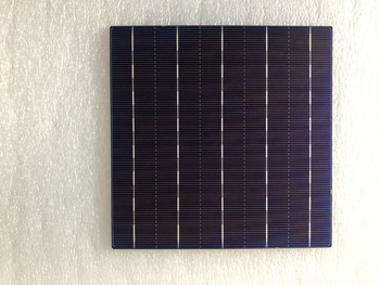 Energia Solar Direct 2019 Promotion 100pcs High Efficiency 4.5w Poly Solar Cell 6x6 for Diy Panel Polycrystalline, free Shiping
