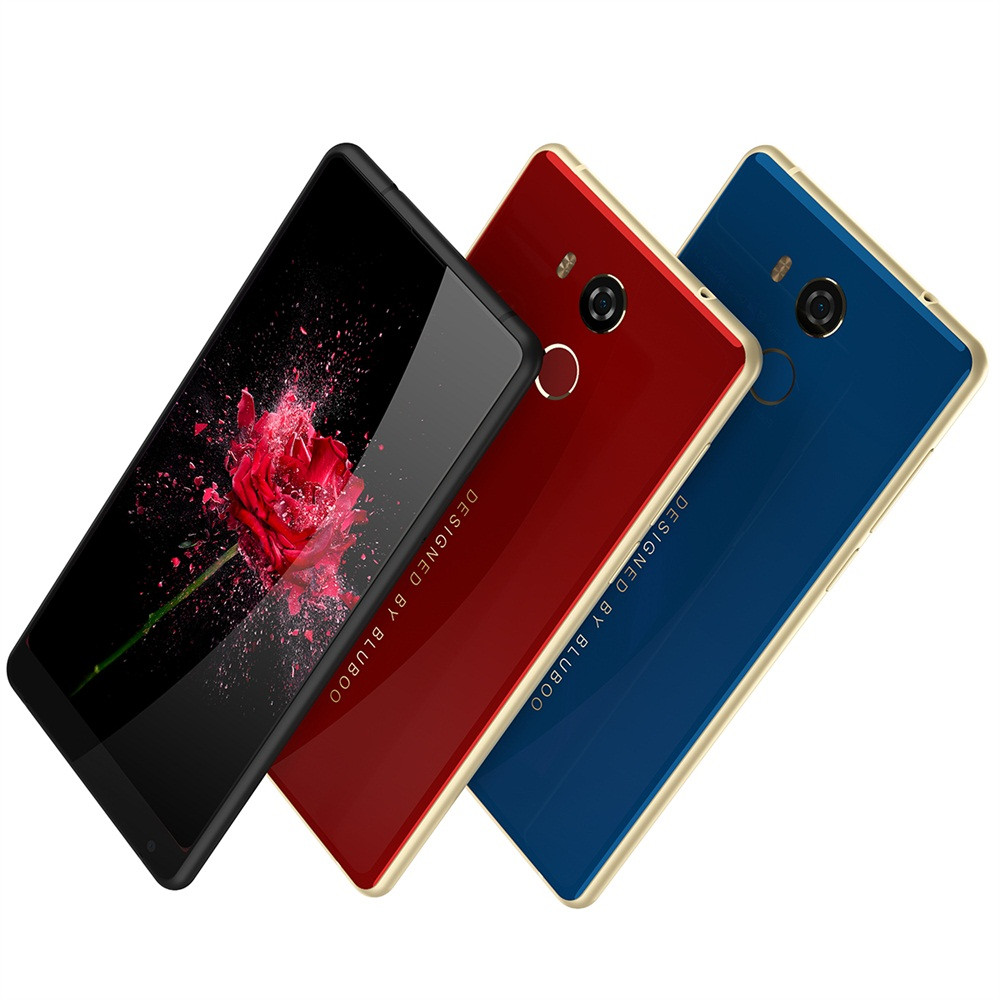 BLUBOO D5Pro (32GB, 3GB RAM) Global 4G LTE GSM Android Dual Sim Unlocked Apr19 for letv le s3 x522 smartphone 5 5 fhd screen snapdragon 652 cpu 3gb ram 32gb 4g